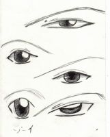 Random Eyes by Kogalover-Zoe