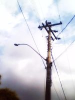 Electric Lines by farukpolo
