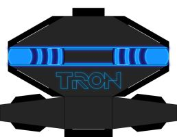 TRON game stand pt-1 by randyfivesix