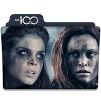 The 100 : TV Series Folder Icon v5 by DYIDDO