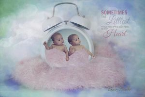 Baby clock template by cherie-stenson