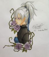 Yin - Darker than Black by KutePenguin