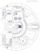 YT-1500FP Schematic, Lower Deck by twowolves80