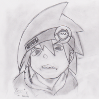 Souleater - Evans by siinclaiir