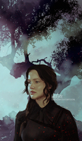 The Hanging Tree by Gejda
