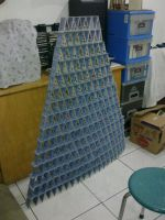 My Card Tower 6 by RoyCorleone