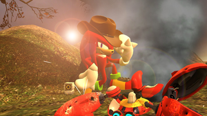 Knuckles' Hat by Nictrain123