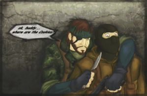 CQC's Chat by aderbaul1