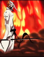 Hollow Ichigo - Captain\Arrancar by aConst