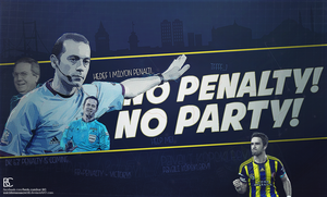 NO PENALTI/NO PARTY! by suicidemassacre16