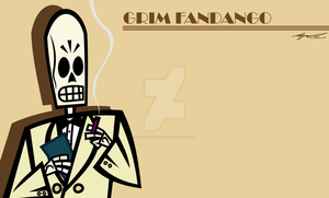 Grim Fandango by Cool-Hand-Mike