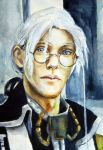 Trinity Blood. An itinerant priest. by Lyumos