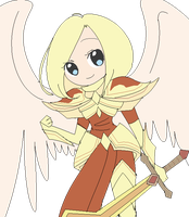 Request : Kayle by PopJen