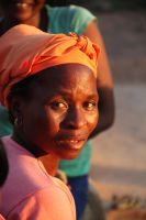 Venda woman by Canyx