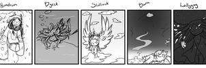 Northern Elements by fruits-basket-head