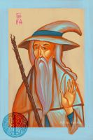 Gandalf the Grey by StoryTellerF