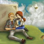 bioshock infinite by piskomil