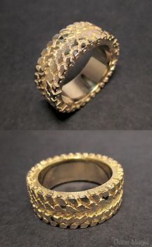 Truck Tire Ring by Dans-Magic