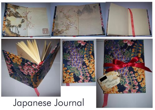 Japanese Journal by supersmeg123