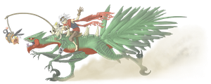 onwards_lordly sceptile by blackwinged-neotu