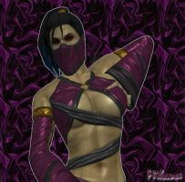 Mileena by goldcsirke