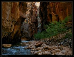 Narrows 1 by Pendragon006