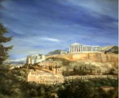 Athens by dashinvaine