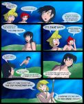 Merboys Issue 6 Page 2 by CartoonJohnStudios