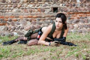 Quiet MGS V Cosplay by lucyrose3