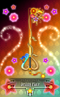Keyblade Destiny Place by Marduk-Kurios