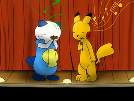 Request Pokemon Performers by KurtisTheSnivy