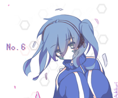 No. 6 Ene by Aokikuri