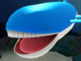 Wailord .:Download:. by SureinDragon