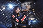 There's no Shepard without Vakarian by Nebulaluben