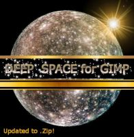 Deep Space for Gimp.zip by blueeyedmagickman
