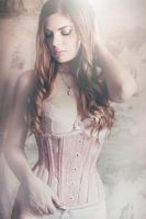 Pink fog by MorielCorsetry