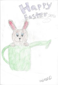 Happy Easter 2012 by Universe12