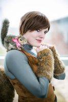 Squirrel Girl by galacticat