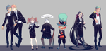 EE: Suits pt 1 by onedayfour