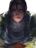 Request: Sergei Dragunov by pasteltea