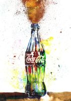 Coke by maivisto82