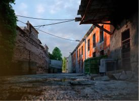 Old Street 11.03 by pitposum