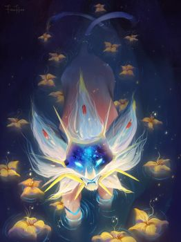 Solgaleo by FionaHsieh
