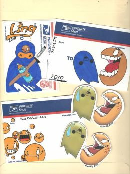 2010 stickers by GeneralLing