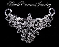 More Celtic in Silver II by blackcurrantjewelry