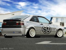 VW CORRADO SLC by CipSkate