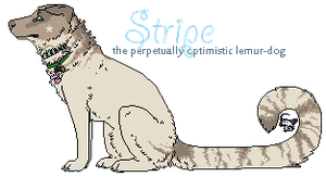 Stripe Pixel by MaggotsPlz