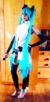 Miku - Append Version by Ellwell
