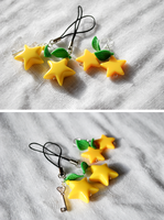 Paopu fruit accessories by romanletters