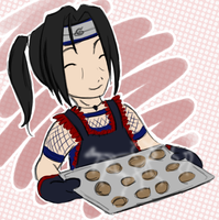 Akatsuki Bake Sale by grimmylocks
